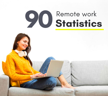 90 Remote Work Stats for 2020