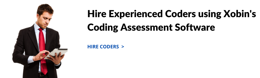 Coding Skill Assessments Software for Lateral Hiring