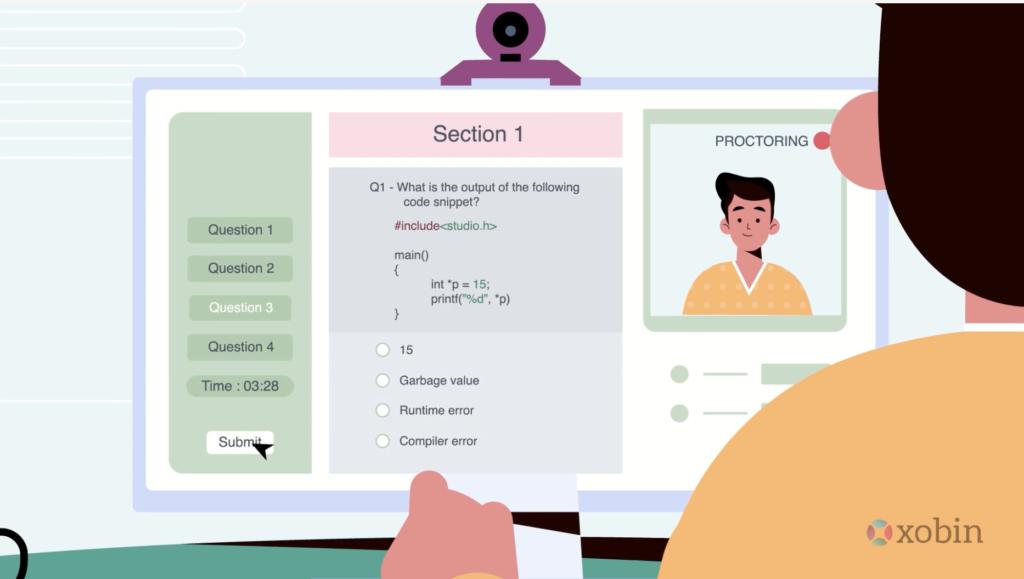 Online Pre Employment Assessments by Xobin
